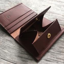 財布の小銭入れ