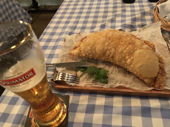 【プロンポン】バンコクで初体験のギリシャ料理でパネマジされた件