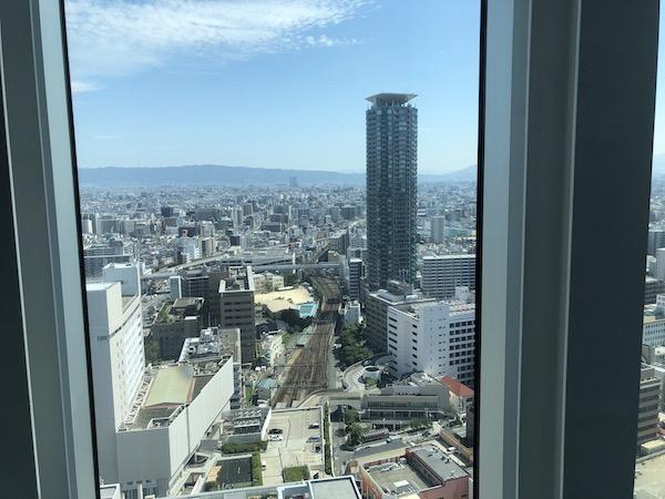 都ホテル19階