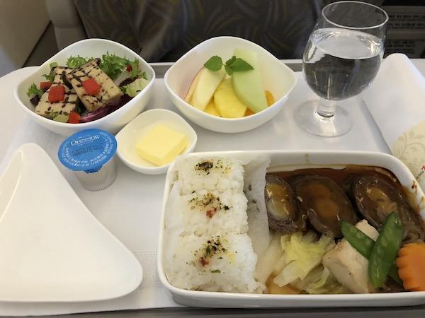 仁川関空ビジネス機内食