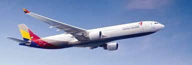 アシアナ航空ー関空〜仁川ビジネスクラスに乗ってみた。席や機内食はどう?
