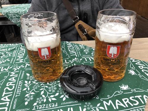 シュパーテンビール