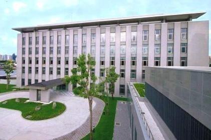 大使館の外観