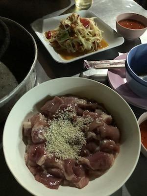 ムーカタ肉