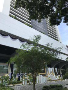 バンコク銀行シーロム本店