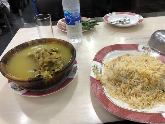イエメン料理