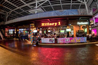 ソイ4のヒラリー1は都会のオアシス。ハンバーガーが絶品だった