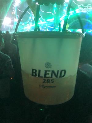 blendバケツ