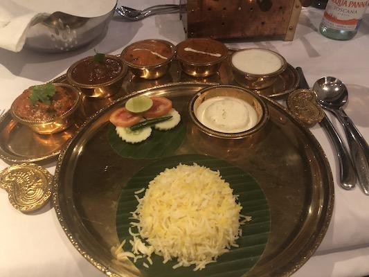 バンコク最高レベルのインド料理か!Bawarchi【@チットロム】